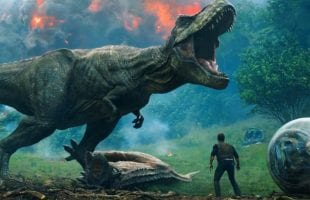 Jurassic World 2 T-Rex Photo